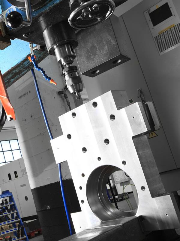En Jayda mecanizados realizamos el control de calidad de cada pieza producida con medición tridimensional para garantizar la calidad de tu producto